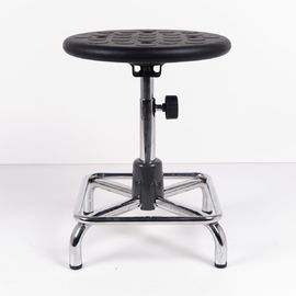 China Four Legged ESD Anti Static Stool Durable Manual Way To Adjust Height factory